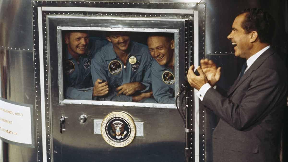 Apollo 11 —  The Giant Leap