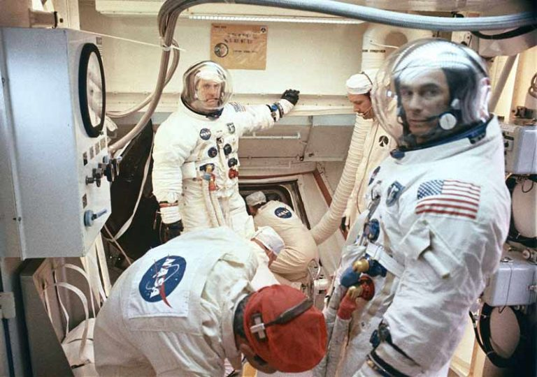 Apollo 10 — The Re-hearsal