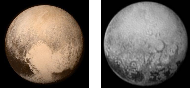 New Horizons and Pluto Encounter