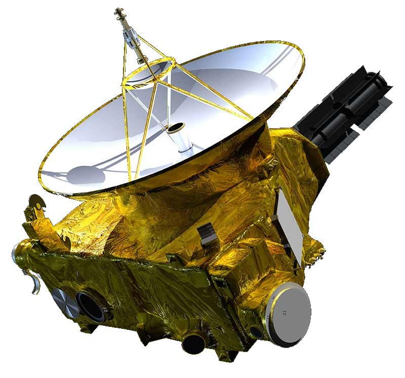 Figure 1 New Horizons space probe