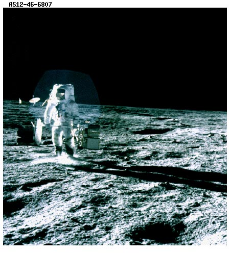 The Apollo 12 Mission