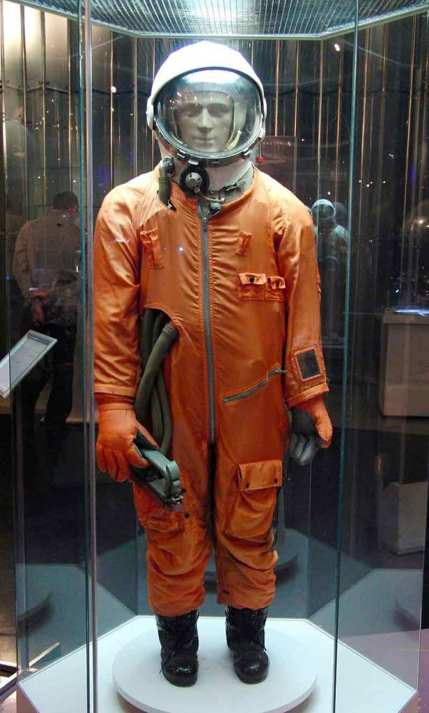 SK-1 space suit