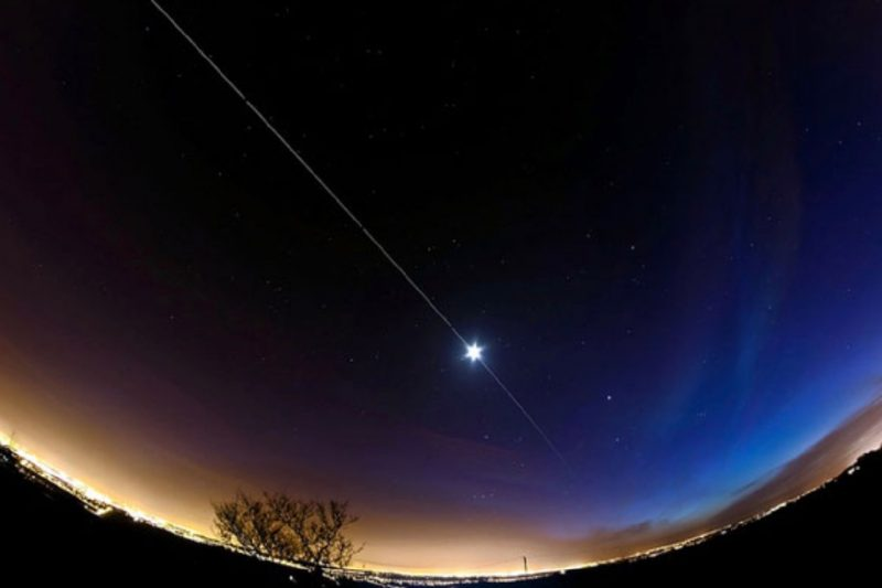 Cool Facts about ISS