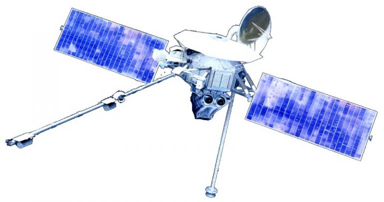 Mariner 10: First Space Probe to Mercury