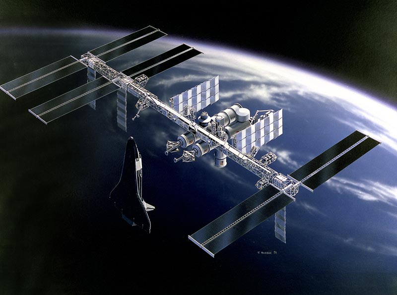 ISS: History and Construction