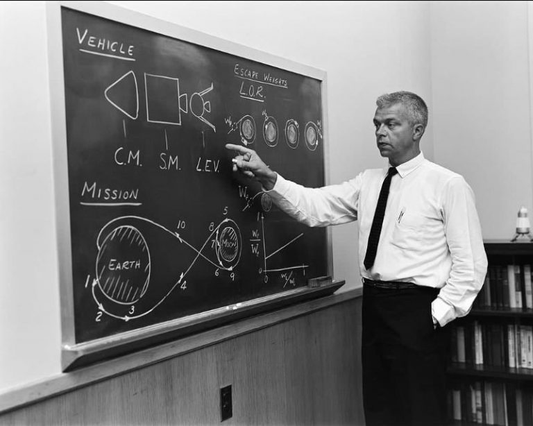 Space Science's Unsung Heroes, part 1