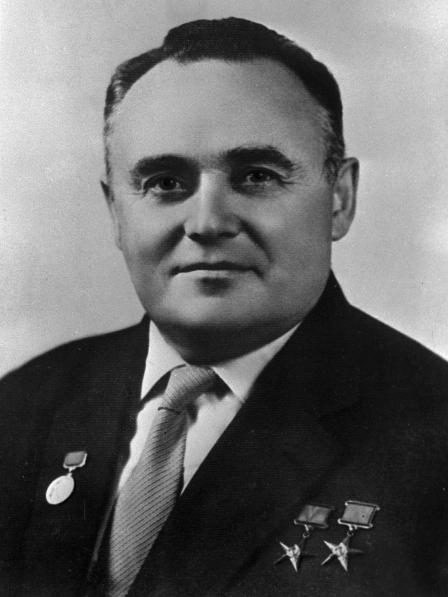 Sergey Pavlovich Korolyov