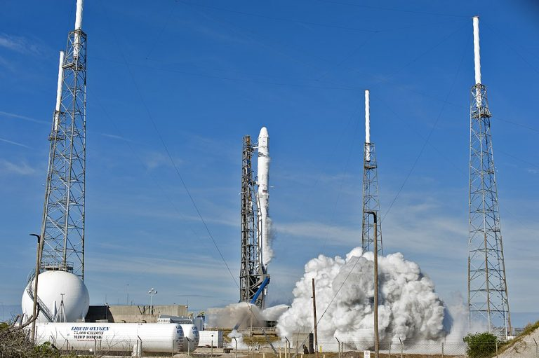 Falcon 9 Launch Pads