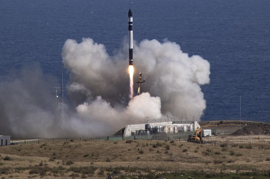 A National Reconnaissance Office (NRO) payload was successfully launched aboard a Rocket Lab Electron rocket from Launch Complex-1