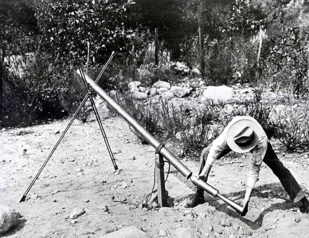 Robert Goddard: 1st Liquid-Fuel Rocket