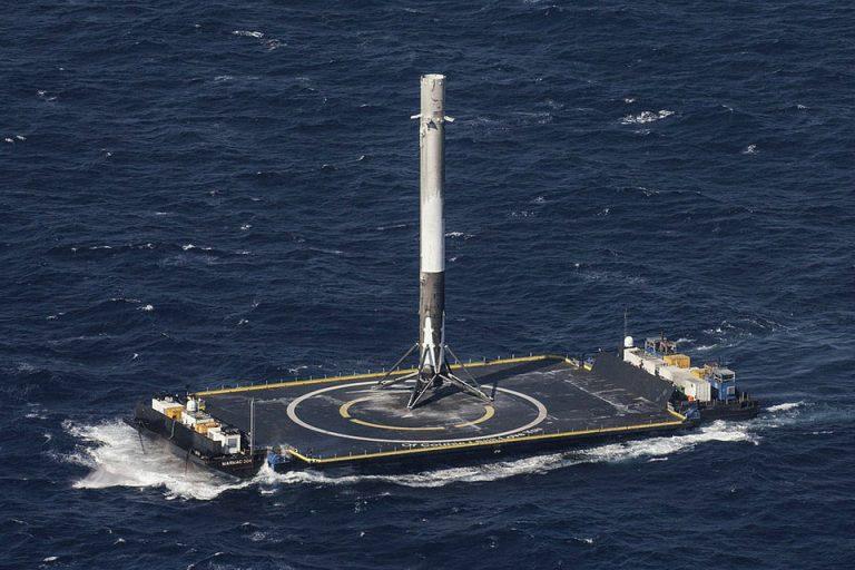 Autonomous Spacecraft Drone Ship (ASDS)