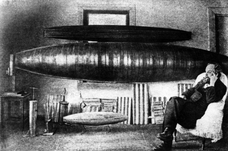 Konstantin Tsiolkovsky & Rocket Equation