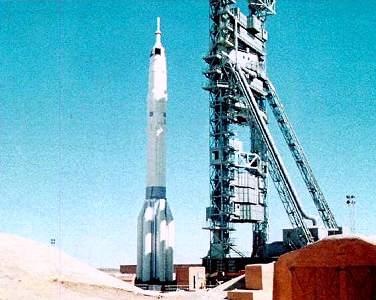 Proton-K: Taking first lander to Mars!